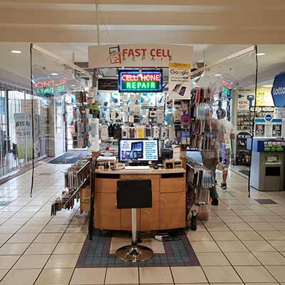 Kingsgate Mall - Cell phone repair shop in Vancouver