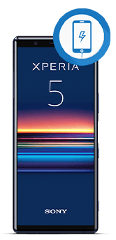 Xperia 5 battery