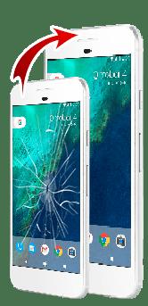 Broken glass comparison